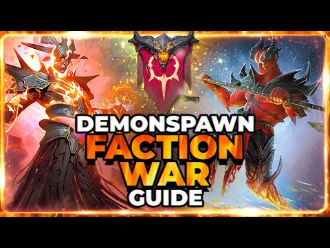 RAID | DEMONSPAWN | Full Guide! Stage 21 Full Auto!