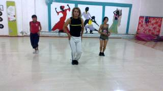 LIVE IT UP  Alvaro Castillo Ecuador coreografia