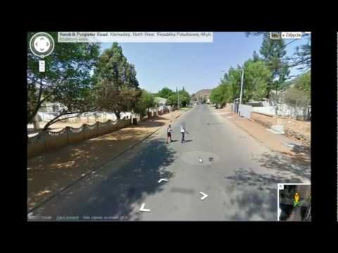KIDS WITH GUN ON GOOGLE STREET VIEW