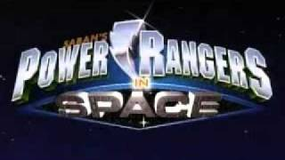Power Rangers In Space - Theme Song