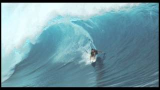 Grant Baker at Cloudbreak - Ride of the Year Entry - Billabong XXL Big Wave Awards 2013