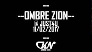 DKN TV #1 - Ombre Zion - live - Boul ma Ye - @ Just4u (Dakar 2017)