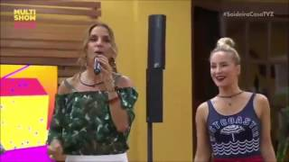 Ivete Sangalo e Claudia Leitte - Bola e Sabão - Tempo De Alegria