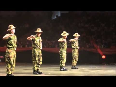 Gurkhas in Virginia International Tattoo & NATO Festival, Norfolk, VA