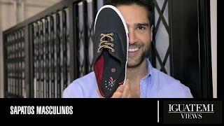 Sapato Masculino: conheça os principais tipos