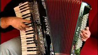 """BLUE SPANISH EYES"" (on accordeon)"
