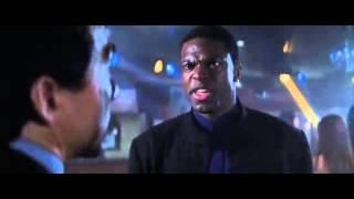 Крис Такер исполняет Don't Stop 'Til You Get Enough Майкла Джексона(Час Пик 2)