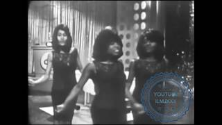 THE IKETTES - I'M BLUE (THE GONG GONG SONG) RARE CLIP 1965