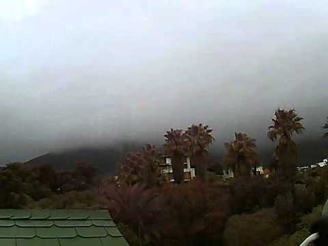 Timelapse Video – Table Mountain – 15/06/2011