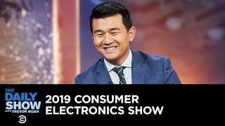 Today's Future Now - The Best of the 2019 Consumer Electronics Show | The Daily Show width=