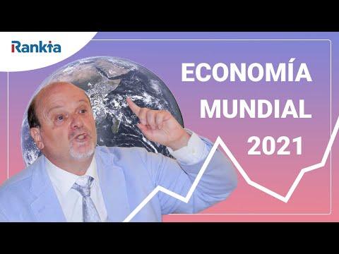 Mario Weitz, consultor del Banco Mundial, nos muestra su visión de la situación de los mercados para 2021. Nos hablará de buenas noticias para el 2021 así como las previsiones de cara al año. Una charla a nivel macroeconómico sobre la situación en la que se encuentran las economías mundiales y hacia dónde se dirigen