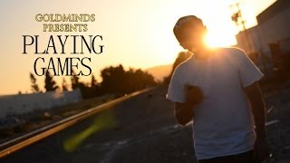 PRAZE & WILL SANTOS - PLAYING GAMES (Prod. By ABSTRAKT) [Official Music Video]