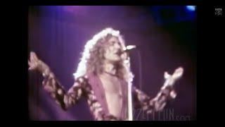 Led Zeppelin - Kashmir - RARE FILM - L.A. 3/25/75