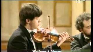 Quartetto per archi in Re minore KV 421 (417b) - Menuetto - Allegretto-Trio - W.A. Mozart
