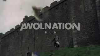 AWOLNATION - Run (Monty Python Remix)