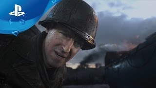 Call of Duty: WWII - Reveal Trailer [PS4, deutsch]