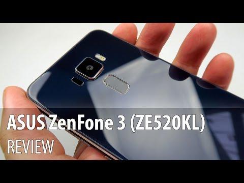 ASUS ZenFone 3 ZE520KL Review în Limba Română
