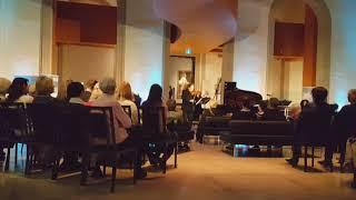 Dmitriy Varelas - Magenta for violin and piano (Live)