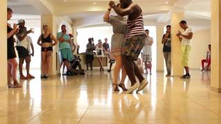 Jessica & Francois NON STOP KIZOMBA FESTIVAL