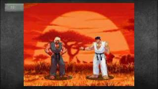 SF3: 3SOE Ken(UzumakiNaruto316)[Me] VS Ryu