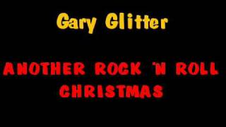 Another rock 'n roll Christmas Gary Glitter (Tommy Reye Shortie)