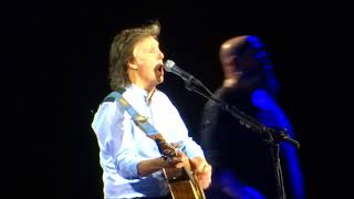 Paul McCartney - Eleanor Rigby - Carrier Dome - Syracuse, NY - September 23, 2017
