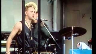 Depeche Mode - People Are People 03-26 1984 live  German TV RARE !!!!