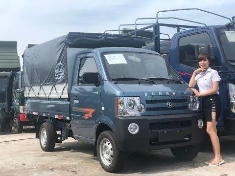 Xe Tải Dongben 870kg/ GIÁ 159 TRIỆU/ Phiên Bản 2019