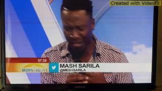 Mash Sarila feat Victor B - Jabula (SABC Morning Live Performace)