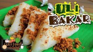 Uli Bakar (Sticky Rice) in Jakarta! [Eng Subtitle] - Asta And Food
