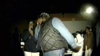 Ol' Dirty Bastard & Notorious B I G Birthday Party Live At The Arena Brooklyn 21 05 93