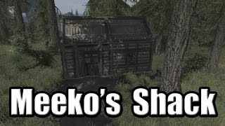 Skyrim Locations: Meeko's Shack