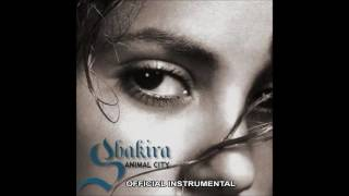 Shakira - Animal City (Official Instrumental)
