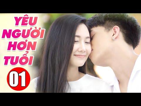 Yêu Người Hơn Tuổi Tập 1 | Phim Bộ Tình Cảm Thái Lan Mới Hay Nhất Lồng Tiếng