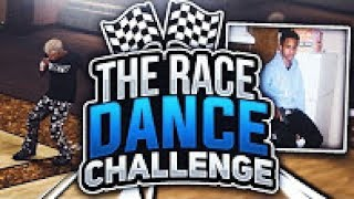 "TAY-K  ""THE RACE"" OFFICIAL DANCE VIDEO (NBA 2K17) CHALLENGE #FREETAYk"