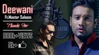 DEEWANI : Gagan Sahni Ft. Master Saleem | Bawa Gulzar | HU Music | New Punjabi Songs 2017