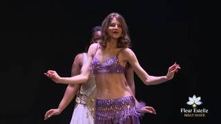 Belly Dance Student Performance (L5) 19th March 2016