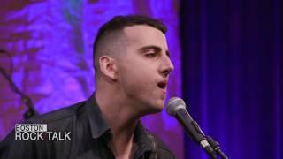 "Cymbals Eat Guitars - ""Finally"" (Live at Boston Rock Talk)"