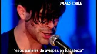 Foals - Red Socks Pugie (Subtítulos Español)