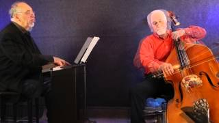 Minuet and Badinerie for Double Bass and Piano