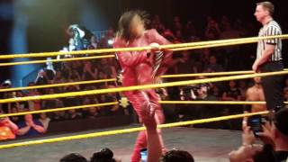 Shinsuke Nakamura's first entrance at full sail live