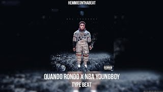 [FREE] Quando Rondo x NBA Youngboy Type Beat 2018 -Cuts To Deep (Prod.By Hemmie x TnTXD
