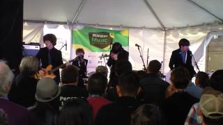 "The Strypes - ""Perfect Storm"" @ Palm Door, SXSW 2014, Best of SXSW Live"