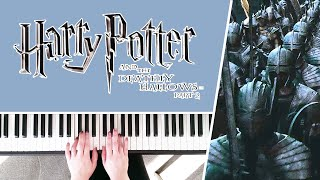 Statues from Harry Potter and the Deathly Hallows Part II - Piano Cover