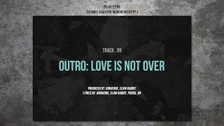 TH-KARAOKE | BTS - Outro: Love Is Not Over