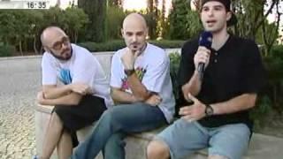 Entrevista Mind Da Gap (Álbum A Essência) (2011)