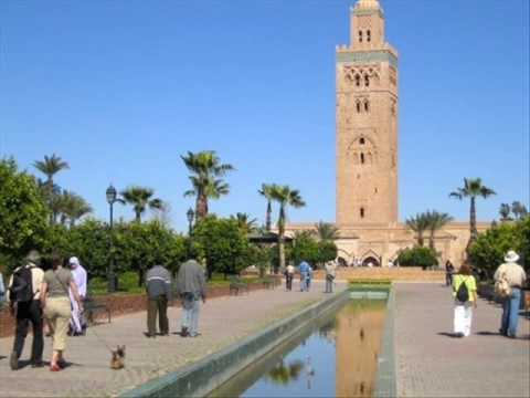mosque… Marrakech, Morocco (North Africa)