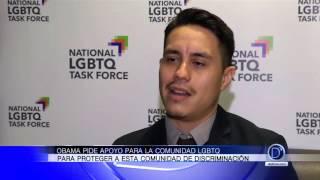 Obama pide apoyo para la comunidad LGBTQ para proteger a esta comunidad de discriminación