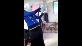 شاهد رقص بنات في مدرسه ضياع التعليم في مصر
