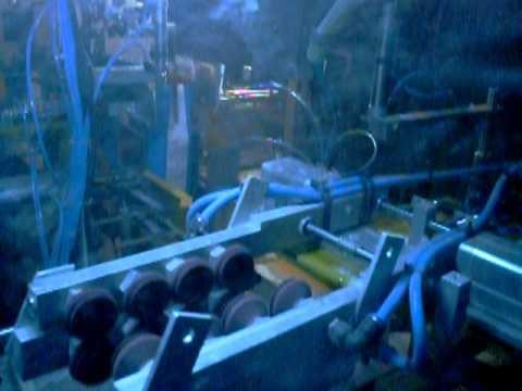 Turanbey Makine - Hazır Kağıt Torba Dolum Paketleme Makinası